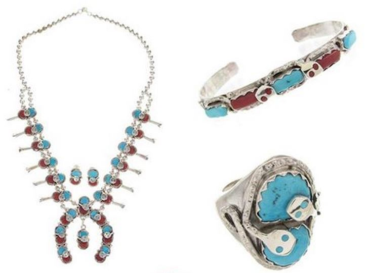 Native American Zuni Jewelry Zuni Jewelry